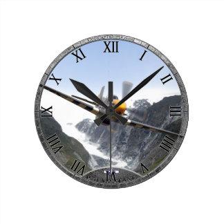 P-51 Mustang Clock