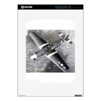 P-51 Mustang Decal For iPad 2