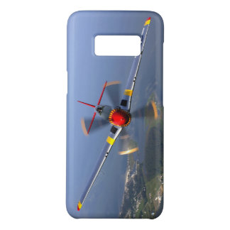 P-51 Mustang Fighter Aircraft Case-Mate Samsung Galaxy S8 Case