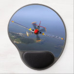 "P-51 Mustang Fighter Aircraft Gel Mouse Pad<br><div class=""desc"">P-51 Mustang fighter aircraft. World War II. fighter aircraft.</div>"