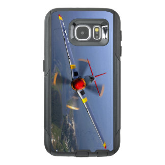 P-51 Mustang Fighter Aircraft OtterBox Samsung Galaxy S6 Case