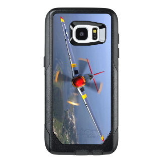 P-51 Mustang Fighter Aircraft OtterBox Samsung Galaxy S7 Edge Case
