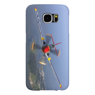P-51 Mustang Fighter Aircraft Samsung Galaxy S6 Case