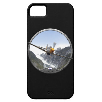 P-51 Mustang iPhone cover