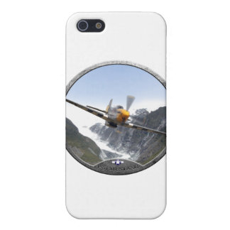 P-51 Mustang iPhone SE/5/5s Case