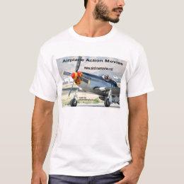 P-51 Mustang & Japanese Zero Men's T-Shirt
