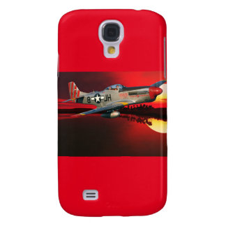p-51 Mustang Samsung Galaxy S4 Cover