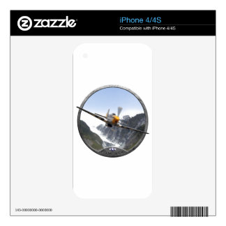 P-51 Mustang Skins For iPhone 4S