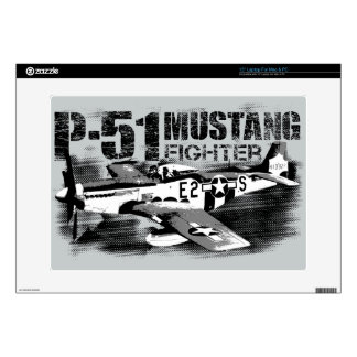 P-51 Mustang Vinyl Device Protection Skin