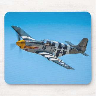 P-51 Mustang Warbird Mouse Pad