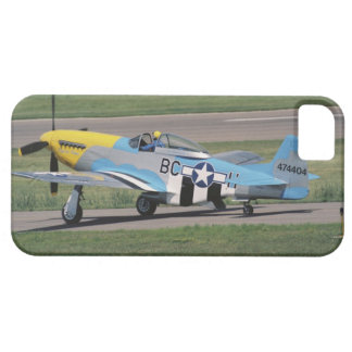 P-51 norteamericano D que deslumbra a Donna en Funda Para iPhone SE/5/5s
