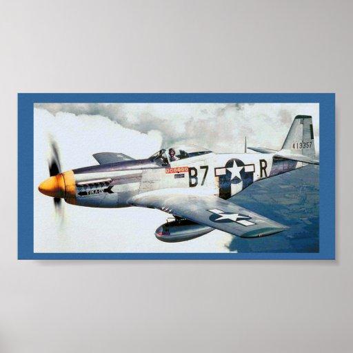 P-51 PÓSTER