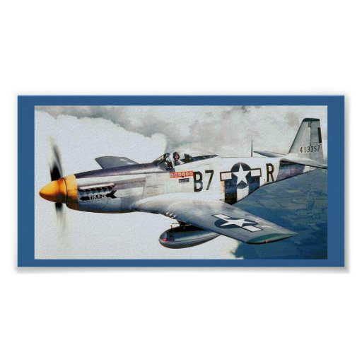P-51 POSTERS