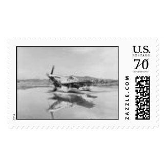 p-51 stamp