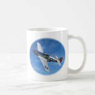 "P-51D ""Cripes A' Mighty"" Coffee Mug"