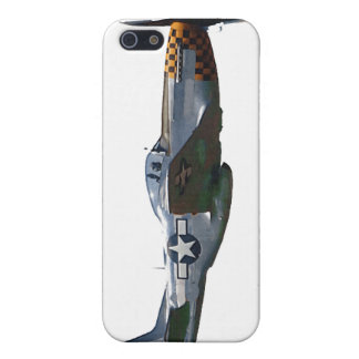 P-51D Mustang Case For iPhone SE/5/5s