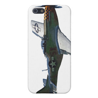 P-51D Mustang iPhone SE/5/5s Cover