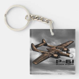 P-61 Black Widow Keychain