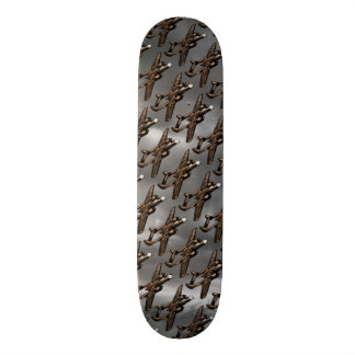 P-61 Black Widow Skateboard Deck