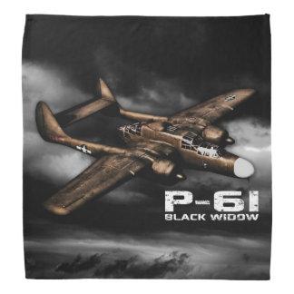 P-61 Black Widow Bandannas