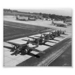 P-61 Black Widows Posters
