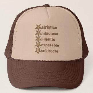 P-A-D-R-E© Casquillos Trucker Hat