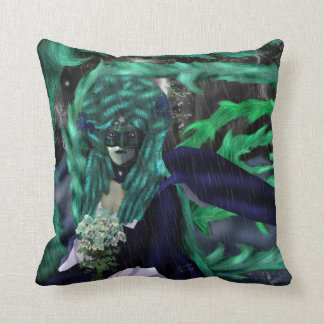 P a n d e m o n i u m throw pillow