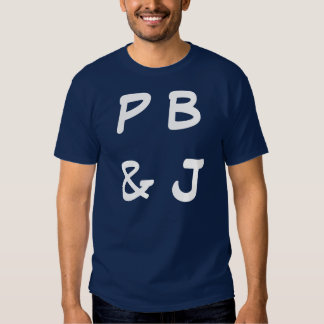 P B & J T SHIRT
