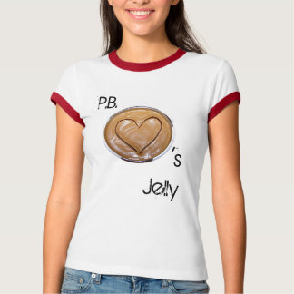 P.B. Loves Jelly Tee Shirt