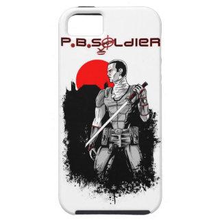 P.B.Soldier iPhone SE/5/5s Case