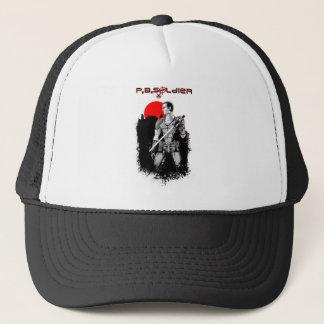 P.B.Soldier Trucker Hat