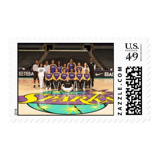 P.Bruce Postage Stamp
