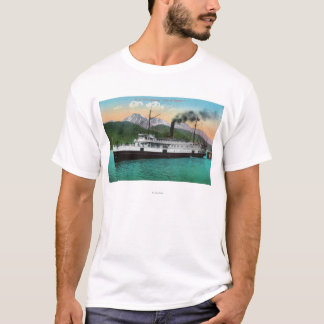 "P. C. Co's Steamer ""City of Seattle"" T-Shirt"