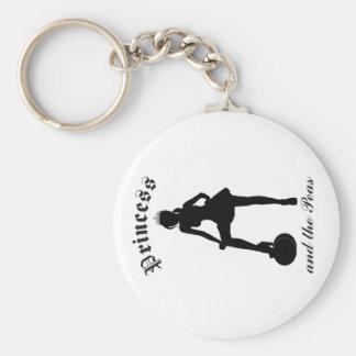 P C Princess Key Ring Key Chains