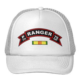 P Co, 75th Infantry Regiment - Rangers Vietnam Hat