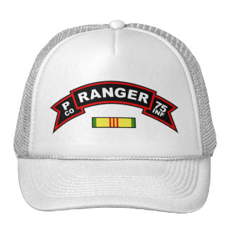 P Co, 75th Infantry Regiment - Rangers Vietnam Trucker Hat