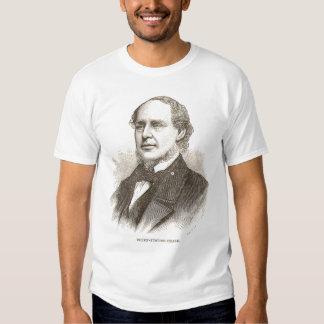 P. de color salmón Chase T-Shirt Camisas