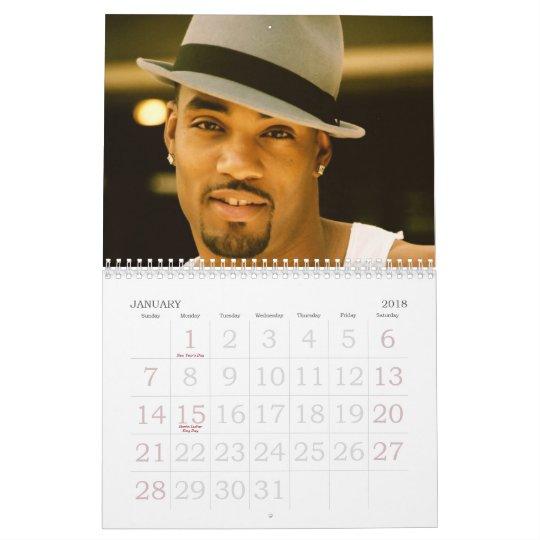P-Dub 2008 Calendar