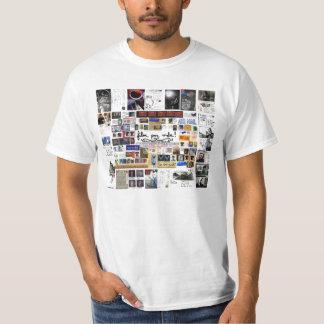 P.E.P. show flier shirt