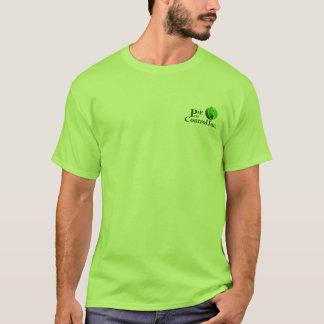 P&E Pest Lime green Shirts