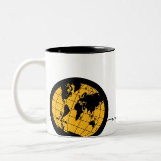 P.E.R Mug black & white