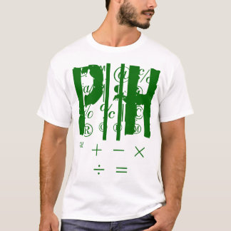 P EQUALS H - Customized T-Shirt