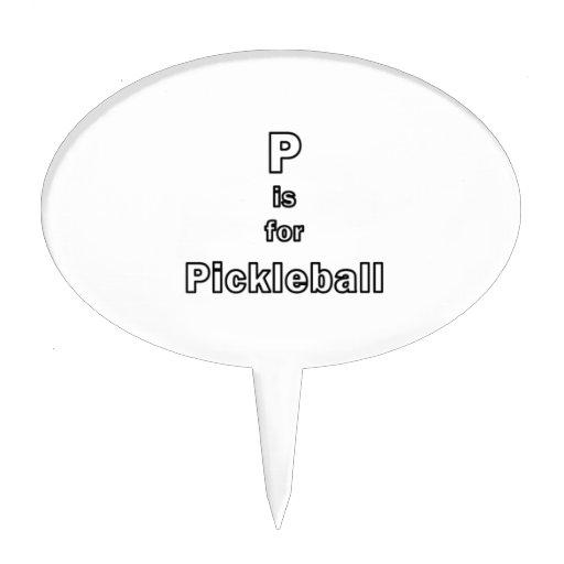 p está para el esquema only.png del pickleball palillos de tarta