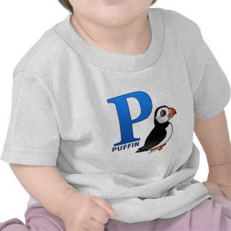 P está para el frailecillo camisetas
