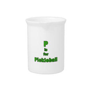 p está para el verde black.png del pickleball jarras