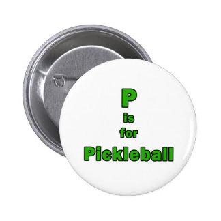 p está para el verde black.png del pickleball pin