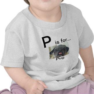 P está para… la camisa del barro amasado