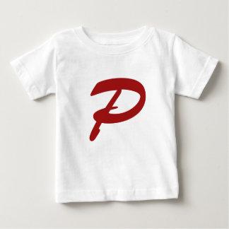 P está para popular playeras