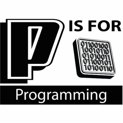 P está para programar escultura fotográfica