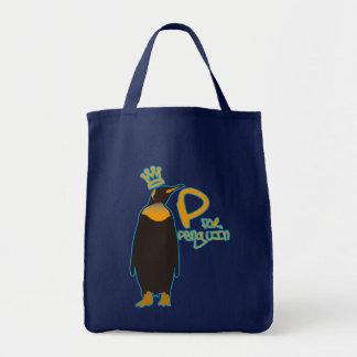 P for Penguin Bag